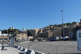 Ancona Port, Italy