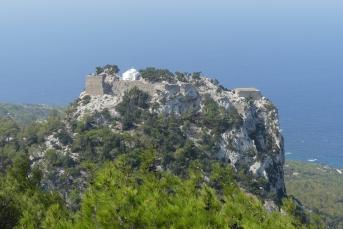 Monolithos Castle, Rhodes