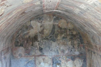 Ancient paintings at Ialyssos