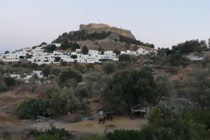 The Acropolis, Lindos