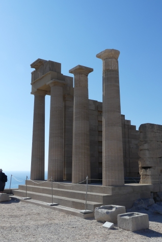 The Acropolis, Lindos