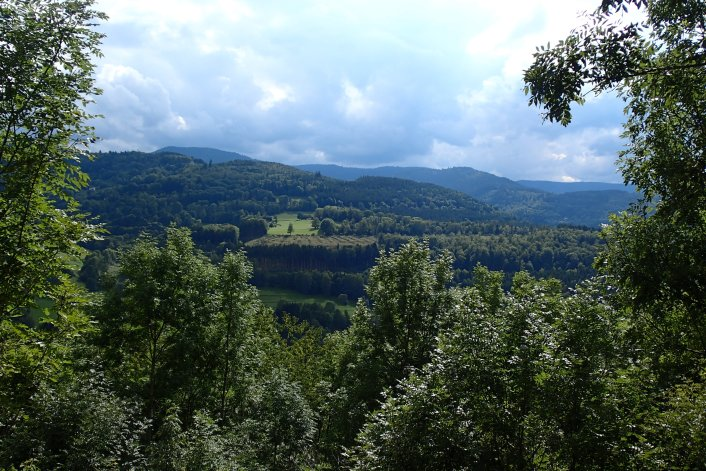 National park from Le Bonhomme
