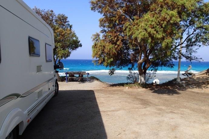 Limni Beach, Rhodes