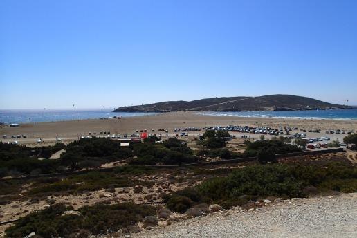 Prasanisi, where the two seas meet