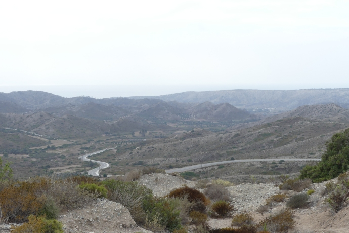 The road to Apolakia, a personal favourite