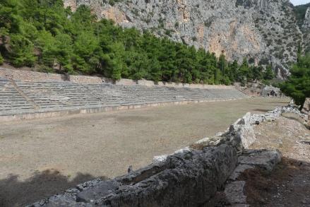 The Stadium, Delphi
