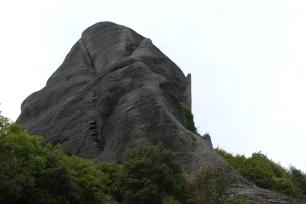 Elephant rock, Meteora