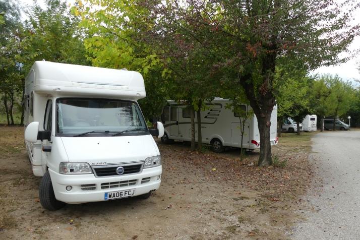 Camping Meteora