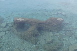 Clear waters, Trpanj