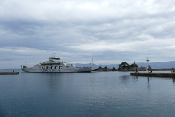 Trpanj - ferry to Ploce