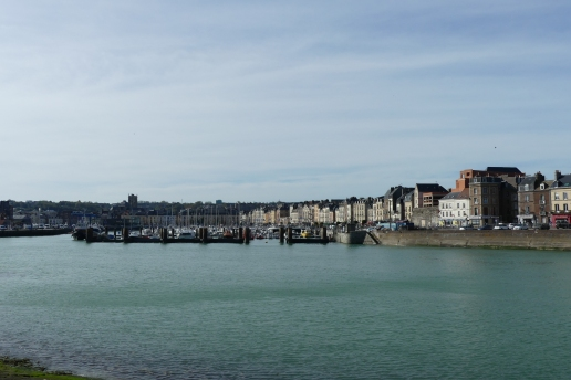 Dieppe - time to kill before the ferry home