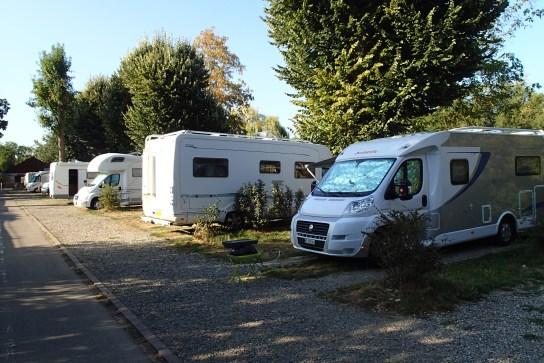 Colmar campsite