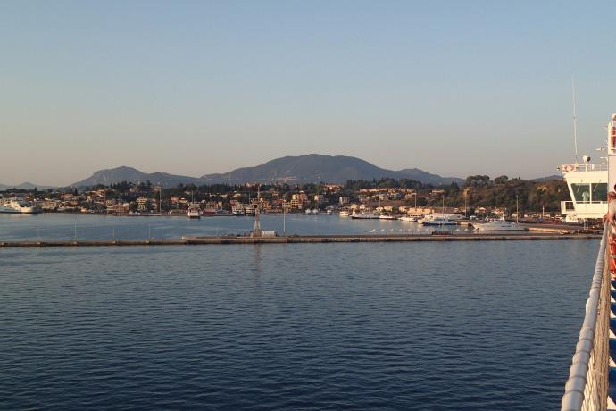 Igoumenitsa harbour