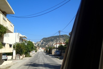 Mainland Greece, mountain village