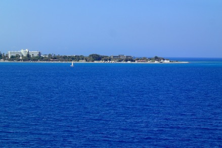 Piraeus to Rhodes