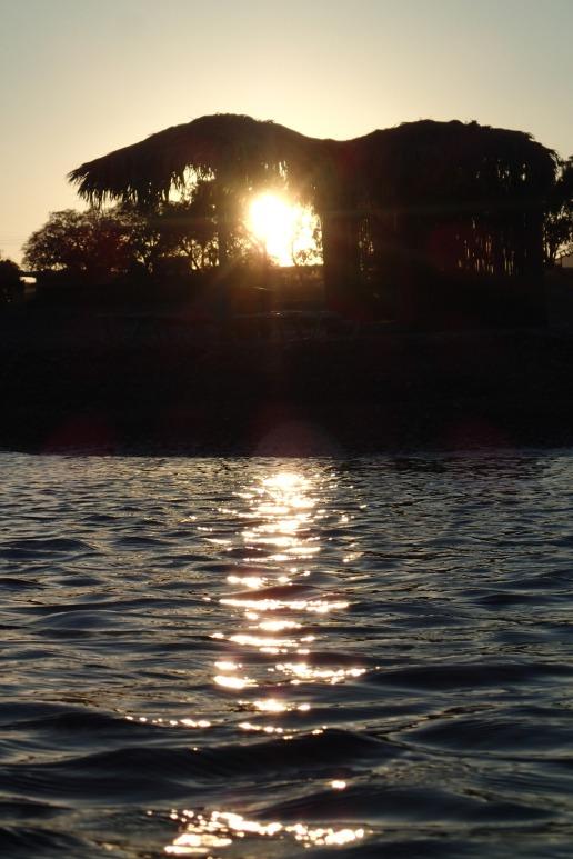 Sunset at Mojitos