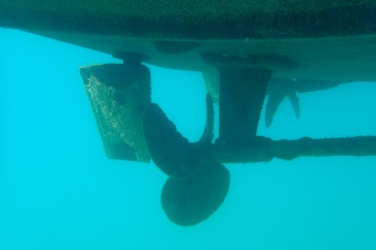 Snorkelling at Lindos