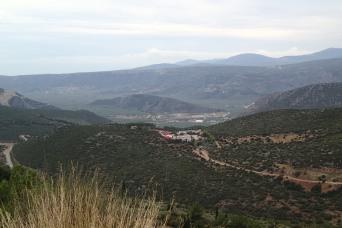Delphi to Meteora