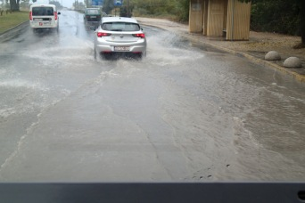 Croatia - flash floods