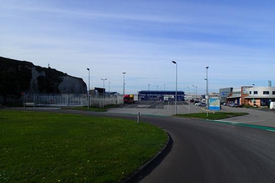 Dieppe port