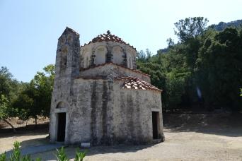 The late Byzantine church of Ayios Nikolaos Foundoukli (St Nicholas of the Hazelnuts)