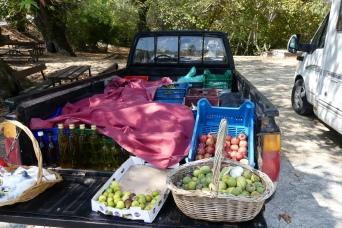 Fresh produce to the door