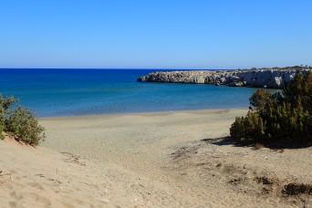 Mavros Cavos beach