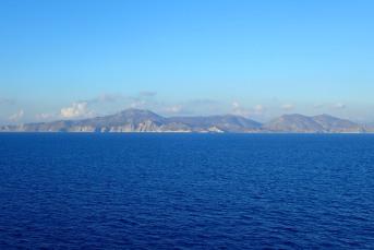 The Turkish coast