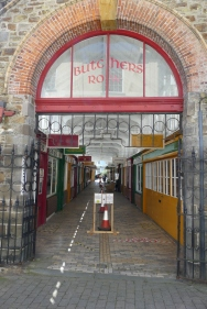 Butchers Row, Bideford
