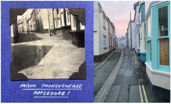 Appledore main thoroughfare
