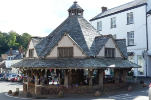 The Yarn Market, Dunster