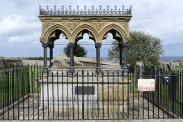 Grace Darling's tomb