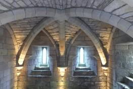 St. Aidan's crypt