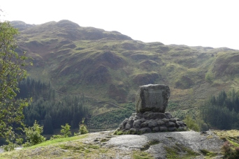 Bruce's Stone, Loch Trool
