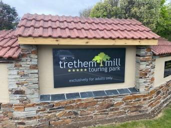 Trethem Mill campsite